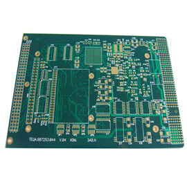 8层压接孔PCB