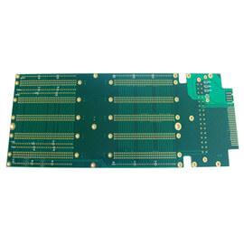 12层压接孔PCB电路板