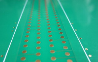 COB邦定PCB表面处理镍钯金