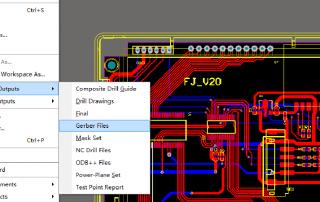 PCB板文件